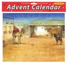 Advent Calendar With Stickers: Bethlehem's Child Calendar
