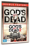 God's Not Dead 1 and 2 Double Feature (2 Dvds)