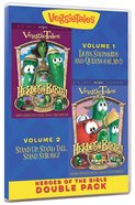 Veggie Tales Double: Heroes of the Bible Volume 1 & 2 DVD