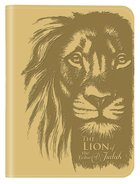Leather Lux Journal: Lion of Judah Imitation Leather