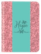 Leather Lux Journal: Hope Imitation Leather