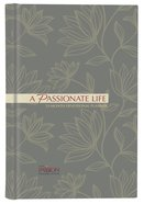 2019 12-Month Devotional Diary/Planner: A Passionate Life, Elastic Closure