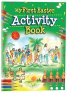 My First Easter Activity Book Paperback