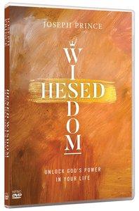 Hesed Wisdom - Unlock Gods Power in Your Life (2 Dvds)
