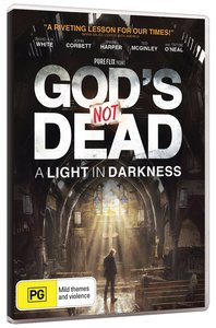 Gods Not Dead 3: A Light in Darkness Movie