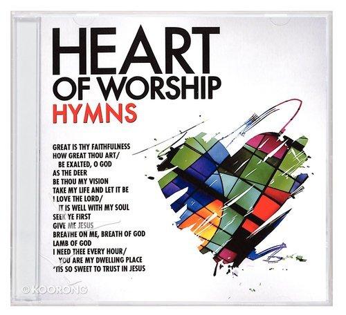 Ccli Heart of Worship - Hymns (Heart Of Worship Series)