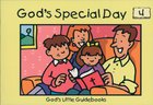 God's Special Day (#04 in God's Little Guidebooks Series) Paperback