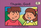 Thanks God (#10 in God's Little Guidebooks Series) Paperback