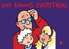 God Knows Everything (Learn About God And Colouring Series) Paperback