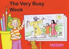 The Busy Week (Bible Events Dot To Dot Series) Paperback