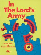 Puzzle Book: In the Lord's Army