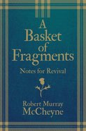 A Basket of Fragments: Notes For Revival Hardback