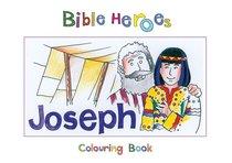 Joseph (Bible Heroes Coloring Book Series)