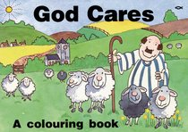 Colouring Book: God Cares