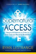 Supernatural Access eBook