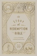 ESV Story of Redemption Bible: A Journey Through the Unfolding Promises of God (Black Letter Edition) Hardback