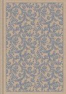 ESV Single Column Journaling Bible Large Print Flowers (Black Letter Edition)