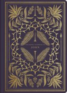 ESV Illuminated Scripture Journal John (Black Letter Edition) Paperback