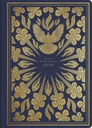 ESV Illuminated Scripture Journal Acts (Black Letter Edition) Paperback