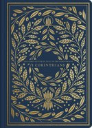 ESV Illuminated Scripture Journal 1 Corinthians (Black Letter Edition) Paperback