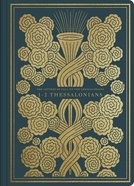ESV Illuminated Scripture Journal 1 and 2 Thessalonians (Black Letter Edition) Paperback