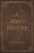 Man's Identity, a ESV (25 Pack) Booklet