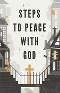 (Halloween) Steps to Peace With God (25 Pack) ESV Booklet
