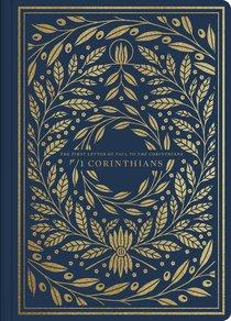 ESV Illuminated Scripture Journal 1 Corinthians (Black Letter Edition)