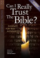 Can I Really Trust the Bible (Discovery Series Bible Study)