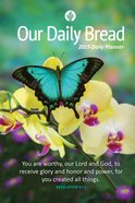 2019 Daily Diary/Planner: Our Daily Bread