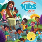 2019 Wall Calendar (Our Daily Bread For Kids Series)