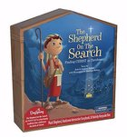 Shepherd on the Search - Advent Activity Set (Book + Plush Shepherd)
