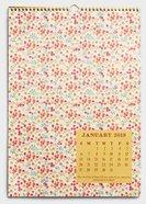 2019 Spiral Wall Calendar: Farmhouse, Back to Basics Collection