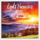 2019 Wall Calendar: God's Promises