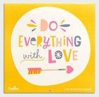 2019 Wall Calendar: Do Everything With Love