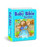 Storybook For Boys (Baby Bible Series) Board Book