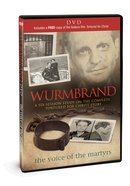 Wurmbrand: A Six-Session Study on the Complete Tortured For Christ Story (Video Series Dvd)