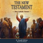 New Catholic Version New Testament (Unabridged, 14 Cds) CD