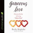 Generous Love eAudio