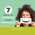 7 Ways to Increase Your Happiness eAudio