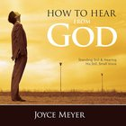 How to Hear From God eAudio