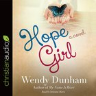Hope Girl (Unabridged, 4 Cds) CD