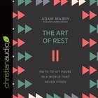 The Art of Rest eAudio