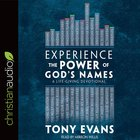 Experience the Power of God's Names: A Life-Giving Devotional (Unabridged, 3 Cds)