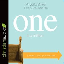 One in a Million: Journey to Your Promised Land (Unabridged, 6 Cds)