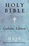 NRSV Catholic Edition Bible eBook