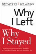 Why I Left, Why I Stayed eBook