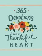 365 Devotions For a Thankful Heart eBook