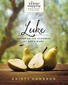 Verse Mapping Luke eBook