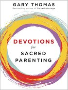 Devotions For Sacred Parenting eBook